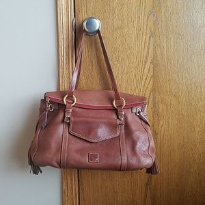 Dooney and Bourke Leather Satchel